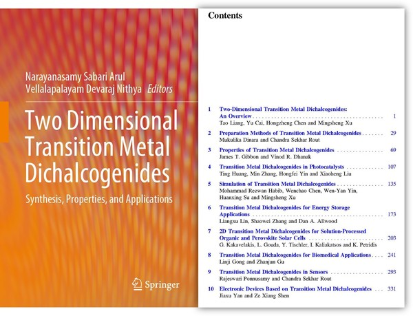 Two Dimensional Transition Metal Dichalcogenides